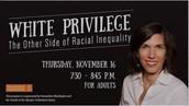Interactive Conversation on White Privilege