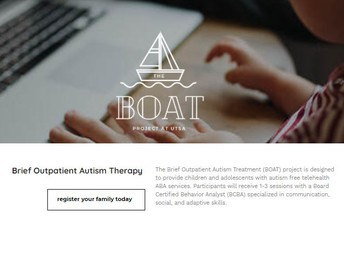 The BOAT Project - Brief Outpatient Autism Therapy