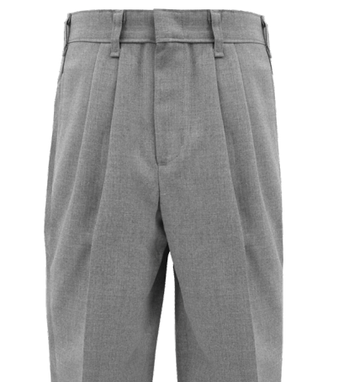 Tri-Blend Grey Pants (Boys)