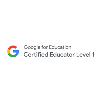 Google Educator Certification Level 1