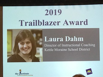 2019 Trailblazer Award