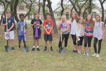 5th Grade Student Council Breaking New Ground