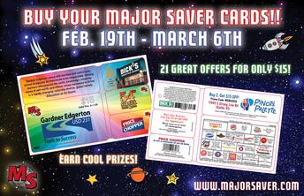 Major Saver Information