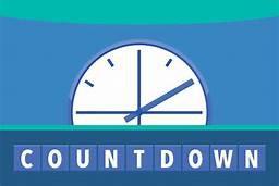 Primary School Countdown
