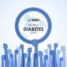 Go Blue for World Diabetes Day on Thursday!