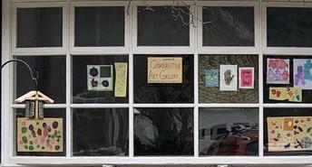 Neighborhood Art Gallery
