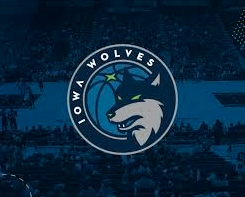8th Graders Head to Iowa Wolves Game