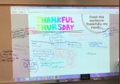 #ThankfulThursday