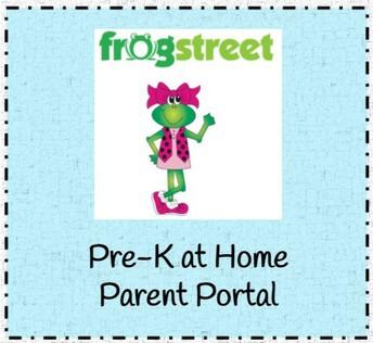 Frog Street Pre-K en Casa: Esta web estará disponible muy pronto!