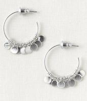 Small Fringe - Silver