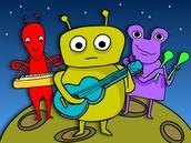 179. Alien Band
