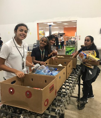 Working to Serve South Florida's Food Insecure