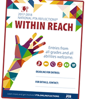 PTA Reflections Contest - Within Reach!