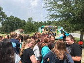 Kona Ice Friday!