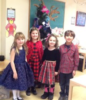 Ready for the Holiday program