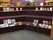Just some of our Books for All!