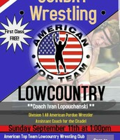 Sunday Wrestling with Coach Ivan