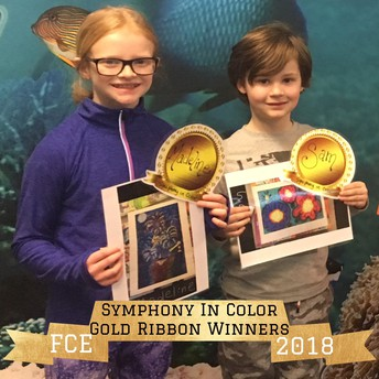 FCE Symphony in Color Winners