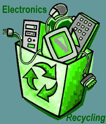 Electronic Recycling was Success!!