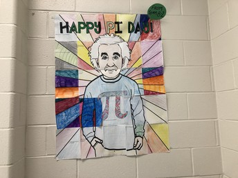 Happy PI Day from Team 8-2...
