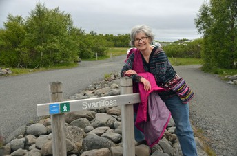 A Tribute to Pat Svansson upon her retirement on November 30