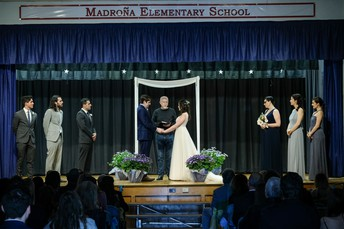 The Legacy of Love at Madrona Elementary School