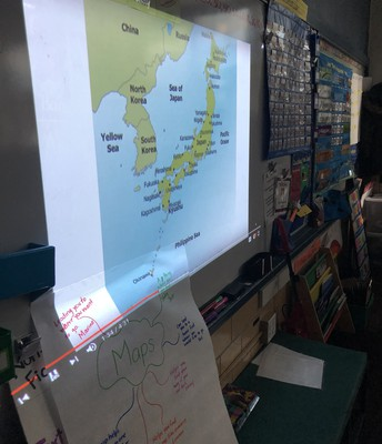 Launching our Maps Unit