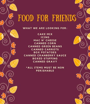 Food for Friends:
