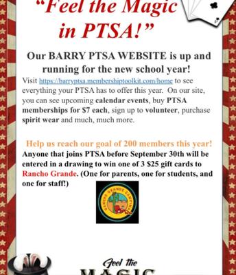 PTSA Sign Up