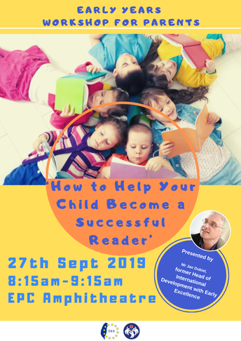 """How to Help Your Child Become A Successful Reader"""