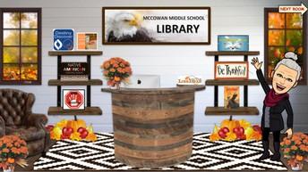 McCowan Middle School Virtual Library