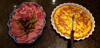 Tortilla de Antonio Matarranz