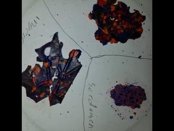 6th Grade Science News - Crayon Rocks