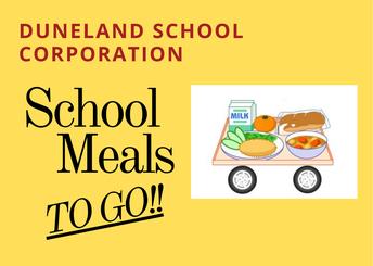 School Meals TO GO Ends - Summer Grab & Go Begins!