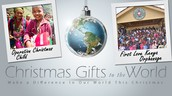 Christmas Gifts to the World