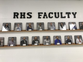 Honoring Faculty