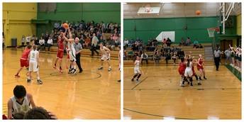 Eighth Grade Basketball
