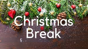 Christmas Break!