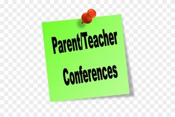 Parent-Teacher conferences info