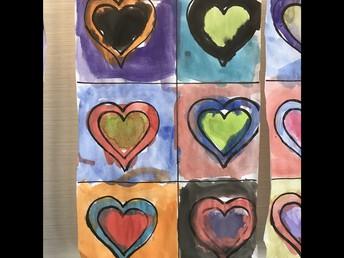 1S is creating Kandinsky artwork!