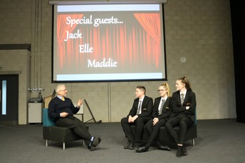 Year 10 Assembly
