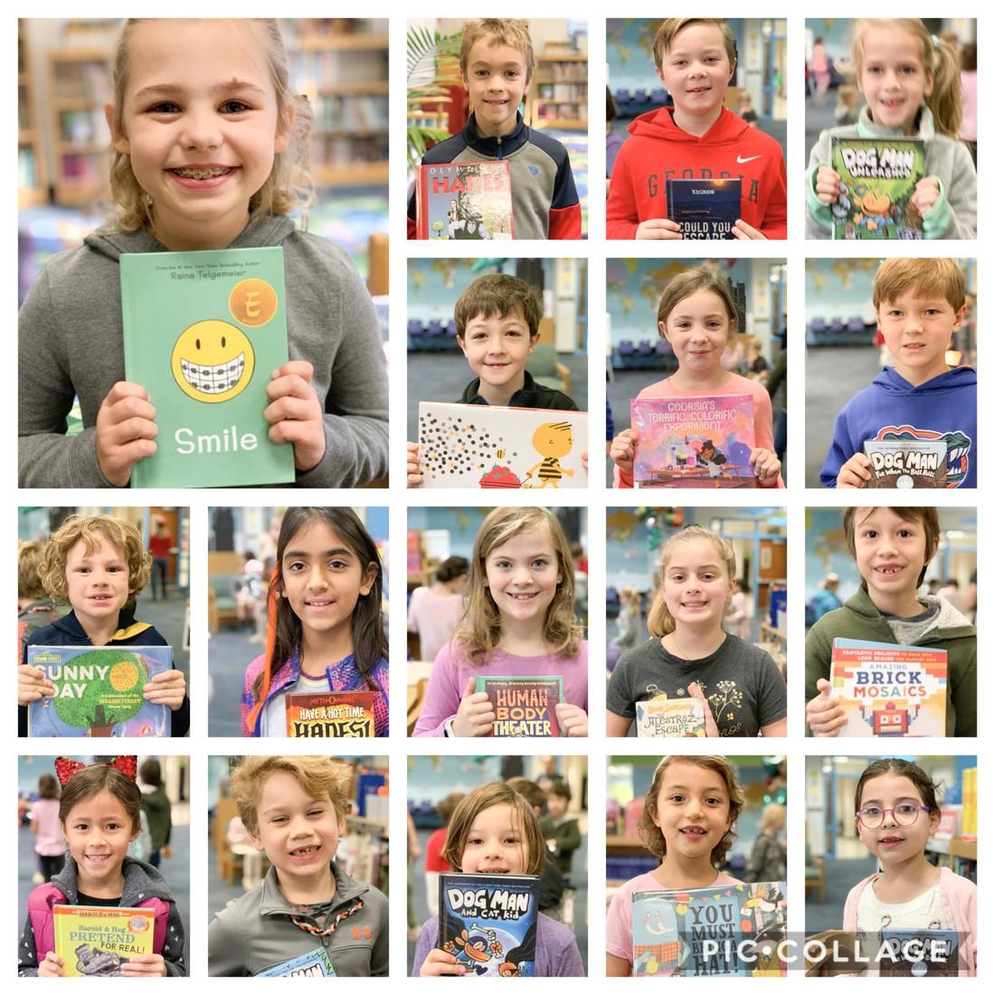 November Birthday Book Club Members