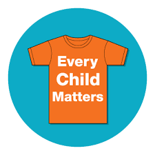 Orange Shirt Day - Sept 30