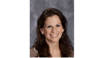 Lauren Biediger - November Teacher of the Month