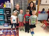 Our Off 2 Kindergarten Crew