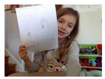 Ava, 1st Grade