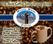 Mystic Monk Coffee and Tea Sale to Support Seton School