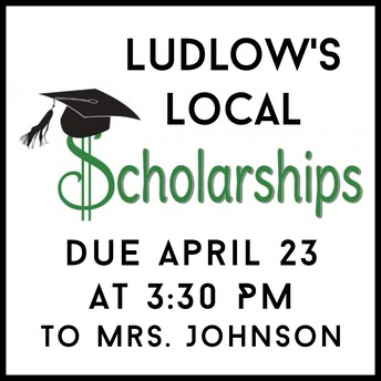 Local Scholarship Applications are Posted!