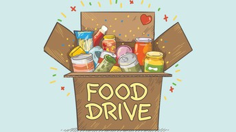 Help Us Fill the Box! Food Drive Hosted by 4th Grade Student Lighthouse Team