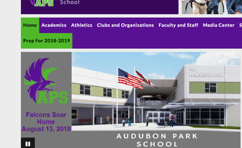 Audubon Park School K8